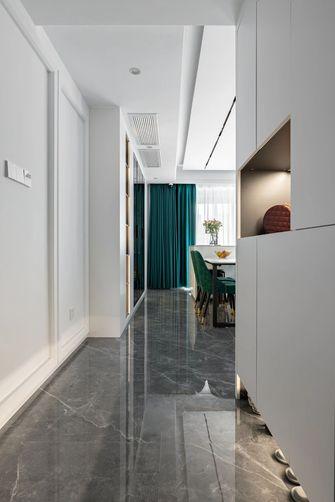 110平米三室一厅轻奢风格玄关装修案例
