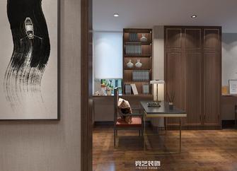 140平米中式风格书房图片