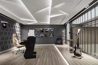140平米别墅工业风风格影音室欣赏图