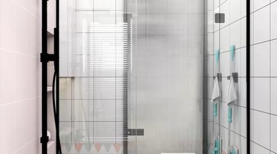 5-10万60平米公寓北欧风格卫生间图片