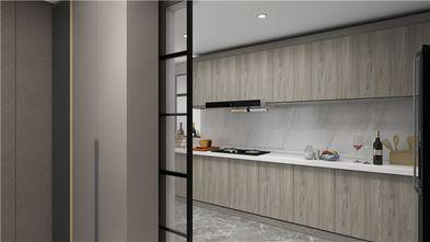 10-15万100平米三室两厅轻奢风格厨房欣赏图