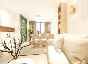 3万以下40平米小户型日式风格客厅图片