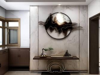 10-15万120平米三室一厅中式风格玄关装修效果图