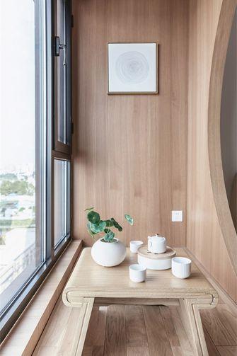 10-15万100平米三室两厅日式风格阳台图片大全