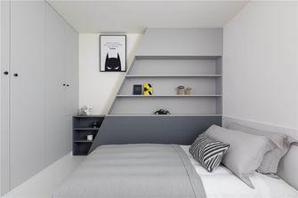 富裕型120平米三室一厅欧式风格青少年房装修案例