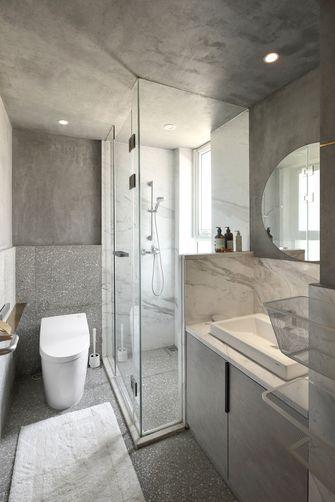 15-20万110平米三室两厅日式风格卫生间效果图