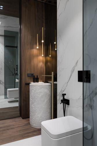15-20万140平米四室两厅轻奢风格卫生间图片