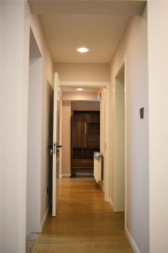 90平米三现代简约风格走廊图