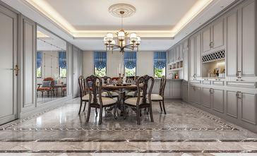 20万以上140平米别墅新古典风格餐厅装修效果图