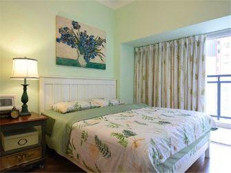 10-15万70平米美式风格卧室图