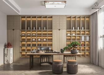 20万以上140平米别墅美式风格储藏室装修效果图