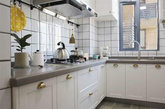 富裕型70平米现代简约风格厨房装修效果图