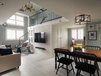 10-15万一室两厅美式风格餐厅图