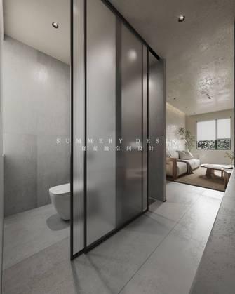 富裕型140平米四室五厅混搭风格卫生间装修案例