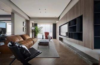 20万以上140平米三北欧风格客厅图