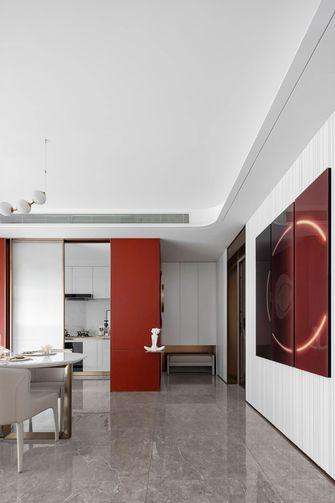 富裕型130平米三室两厅法式风格走廊图片