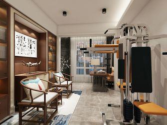 140平米四室四厅现代简约风格书房效果图