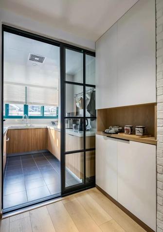 10-15万110平米复式北欧风格厨房装修效果图