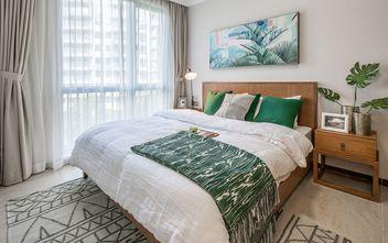 经济型120平米三室一厅东南亚风格客厅装修效果图