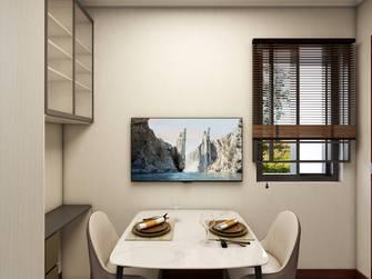 经济型40平米小户型中式风格餐厅装修效果图