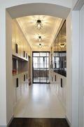 20万以上美式风格走廊装修图片大全
