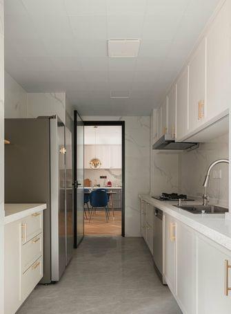10-15万90平米三室一厅北欧风格厨房设计图