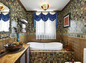 富裕型140平米别墅东南亚风格卫生间装修图片大全