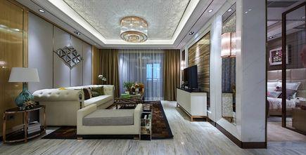 120平米三混搭风格客厅图片大全