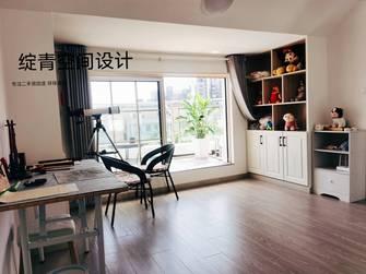 10-15万110平米三室一厅现代简约风格书房图片