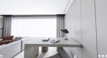 经济型140平米四室两厅现代简约风格阳光房设计图