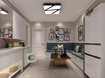 经济型60平米现代简约风格厨房装修案例