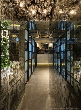 140平米复式公装风格其他区域装修案例