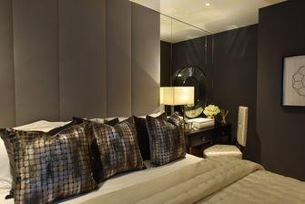 富裕型100平米三室一厅田园风格卧室图片大全