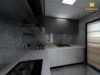 15-20万120平米四室两厅现代简约风格厨房设计图