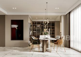 20万以上140平米四室四厅现代简约风格餐厅图片