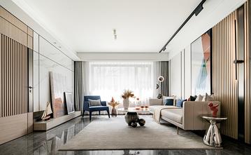 富裕型120平米三轻奢风格客厅效果图