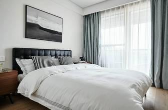 富裕型140平米四室两厅混搭风格卧室欣赏图