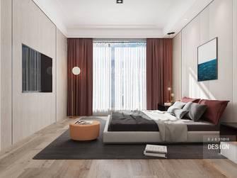 20万以上140平米四室两厅轻奢风格卧室装修图片大全