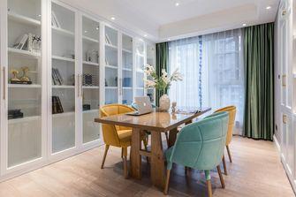 豪华型140平米别墅美式风格阳光房装修图片大全