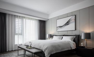 20万以上120平米三室两厅轻奢风格卧室效果图