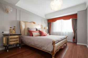 经济型110平米三室两厅欧式风格卧室欣赏图