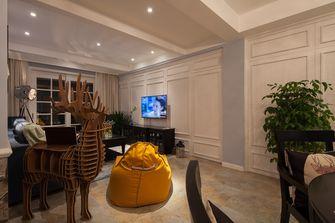 120平米三混搭风格客厅图片