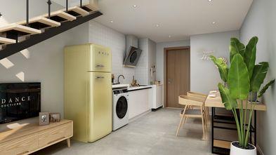 经济型30平米以下超小户型北欧风格厨房效果图