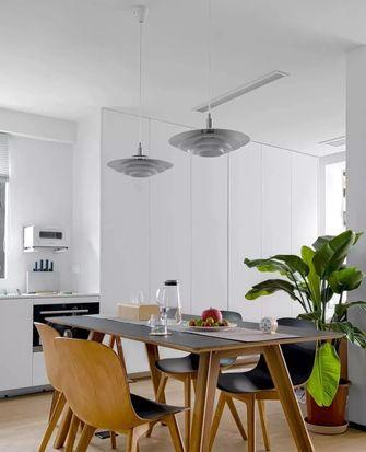 40平米小户型轻奢风格餐厅设计图