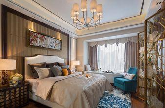 10-15万110平米三中式风格卧室图