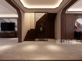 20万以上140平米别墅中式风格楼梯间图片大全