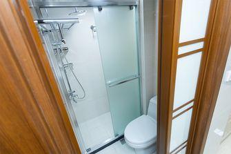 富裕型40平米小户型日式风格卫生间装修案例