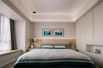 20万以上140平米四室两厅现代简约风格卧室设计图