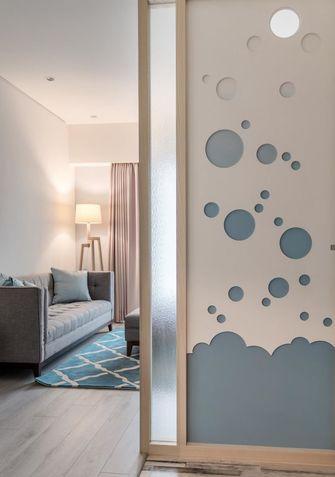 30平米以下超小户型北欧风格客厅装修效果图