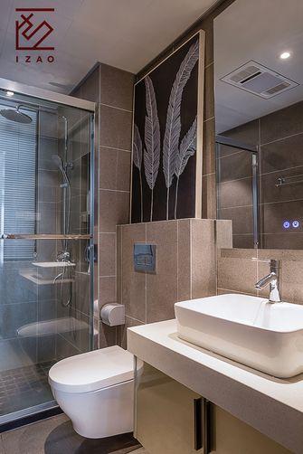 经济型100平米三室两厅北欧风格卫生间图片